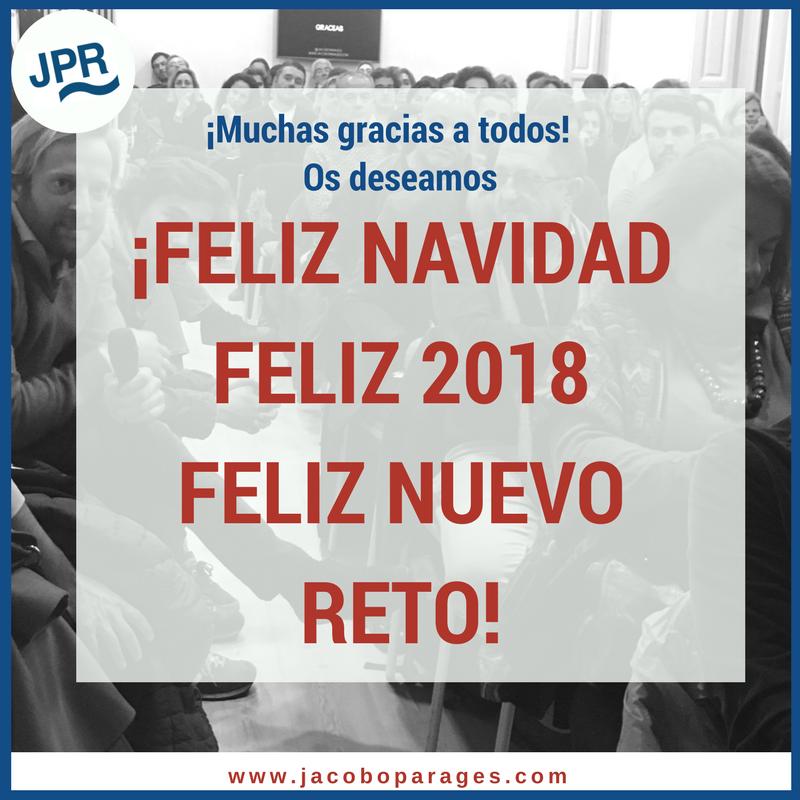GRACIAS JPR MADRID 2017